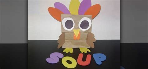 How To Make A Paper Turkey For - how to make a colorful paper turkey 171 activities