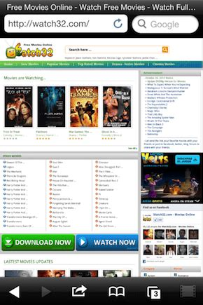 watch32 online movies for free how to play flash videos on iphone ipod touch and ipad