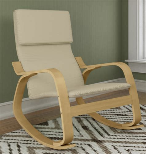 most cozy and comfortable rocking chair by kati meyer 7 white indoor modern rocking chairs cute furniture