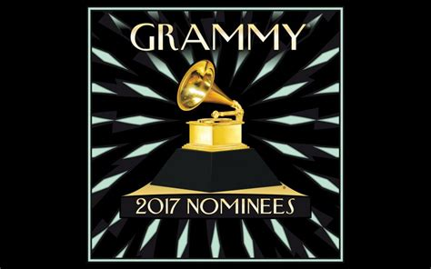 Magazines Grammy Nominations by Complete List Of Nominees For The 2017 Grammys Throwback