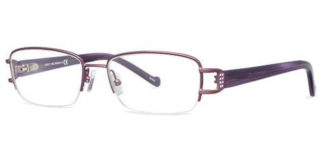 c31023 shop carolee semi rimless eyeglasses at lenscrafters