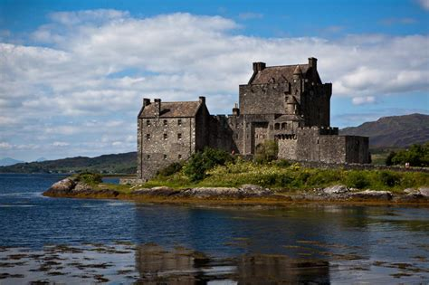 Landscape Photography Scotland What A Location Eilean Donan Castle Scottish