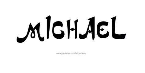 michael  tattoo designs
