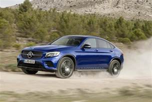 Mercedes Coupe Mercedes Reveals Its Bmw X4 Rival The Glc Coupe