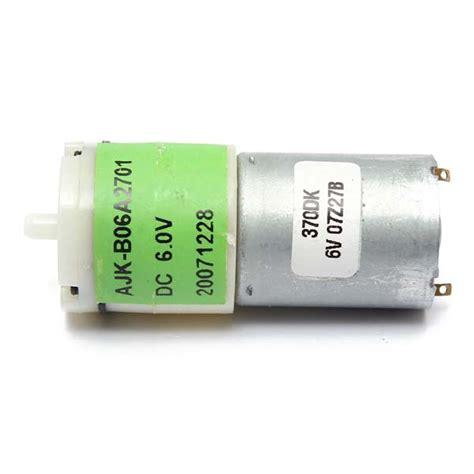 Pompa Air Mini 5v 3v 6v dc 370 high power small mini micro air motor
