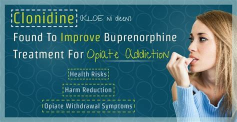 Clonidine For Detox by