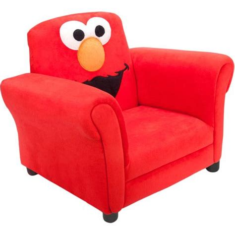 Elmo Upholstered Chair upholstered chairs sesame streets and zip code on pinterest