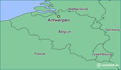 antwerp world map where is antwerpen belgium antwerpen flanders map