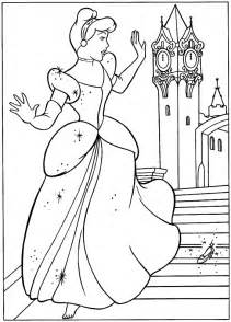 cinderella coloring pages princess cinderella coloring pages ideas