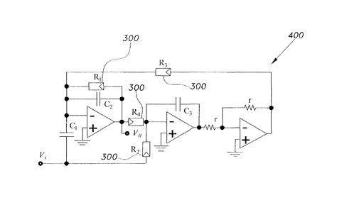notch filter integrated circuit notch filter integrated circuit 28 images notch filter patent us8436679 low frequency notch