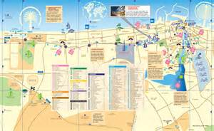 map of hotels in dubai hotel map