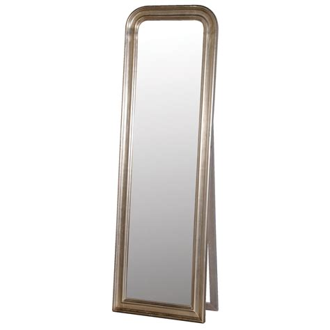Free Standing Bedroom Mirror Sterling Silver Free Standing Dressing Mirror