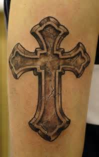 cross tattoos for man and woman tribal and celtic cross
