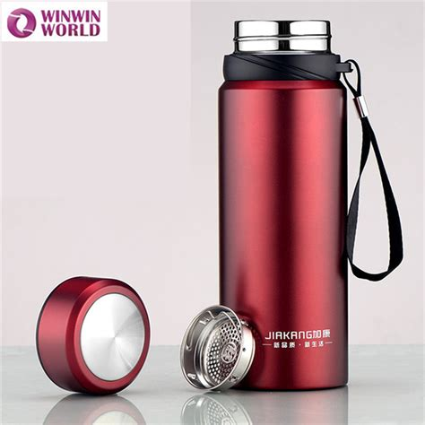 Termos Fleco T97 750ml Stainless Steel 750ml travel stainless steel tepmoc vacuum flasks and thermos mug cup copo thermocup