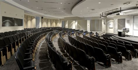 Tech Scheller College Of Business Mba by Tech Classrooms And Auditoriums Acoustics