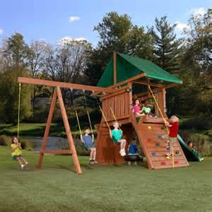 swing in slide swing n slide rope ladder
