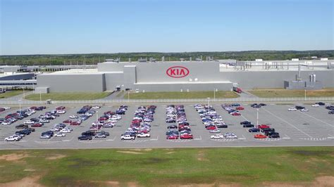 Kia West Point Gets 1 6 Million From Hyundai And Kia Fuel