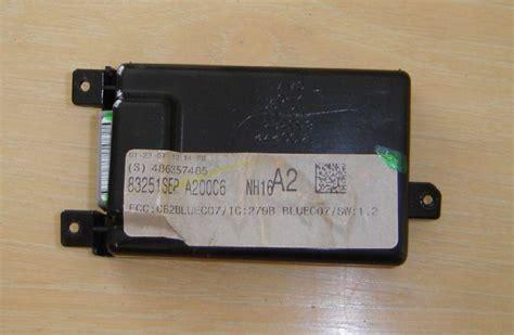 2007 acura tl bluetooth find oem honda acura tl bluetooth module hfl free