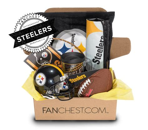 gifts for steelers fans pittsburgh steelers gift basket gift ftempo