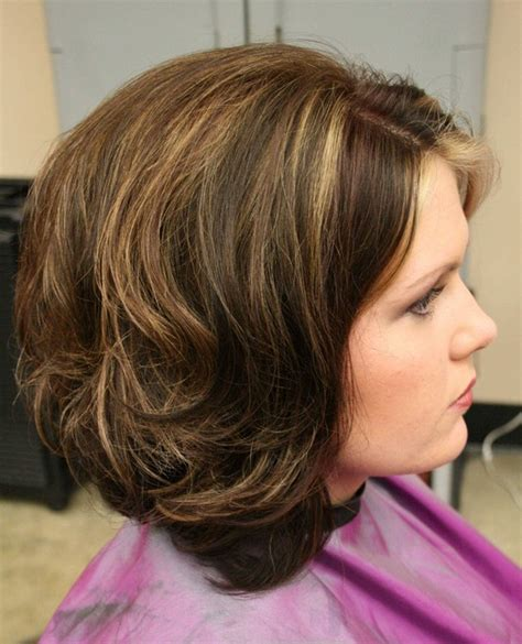 hairstyle in front in back for curly hair 16 hottest stacked bob haircuts for women updated