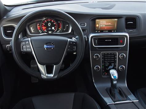 interni volvo v60 volvo v60 polestar interior wallpaper 1600x1200 27443