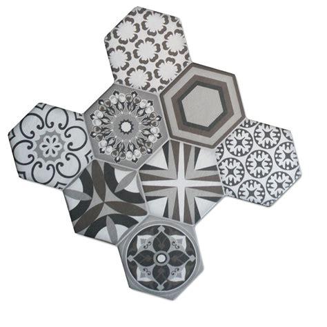 muster bodenfliesen muster bodenfliesen sechseck hexagon fliesen zement retro