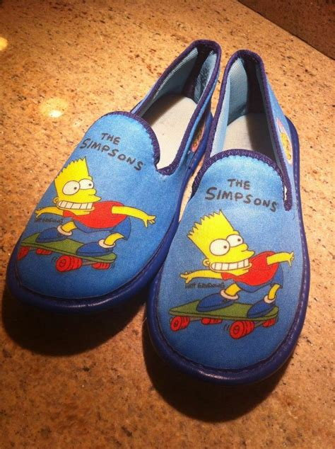 bart slippers the simpsons bart slippers