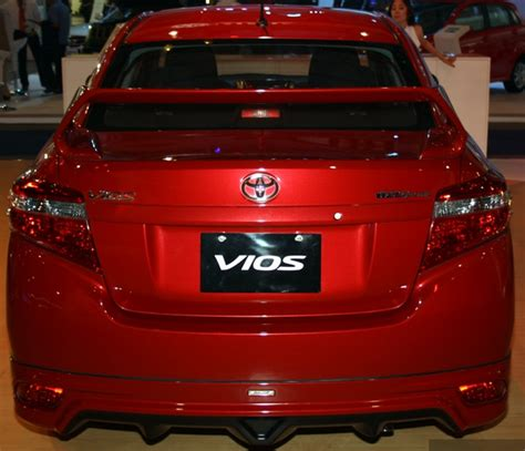 Toyota Vios Price In Philippines Toyota Vios Trd Philippines Review Auto Sporty