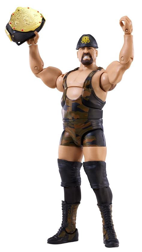 big w figures elite collection figure big show