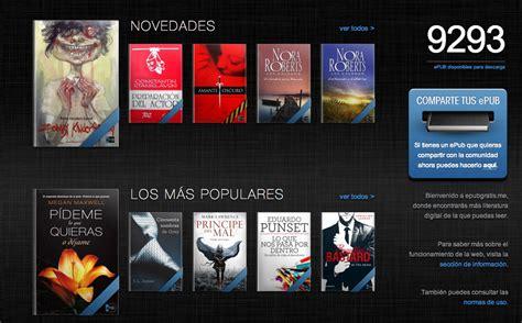 descargar libros gratis en espanol los mejores sitios para descargar epubs gratis rwwes