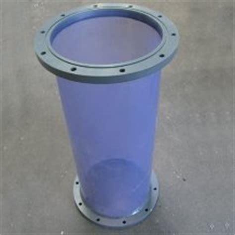 le wasserrohr pvc u transparent rohr fittinge in din und zoll kwerk gmbh