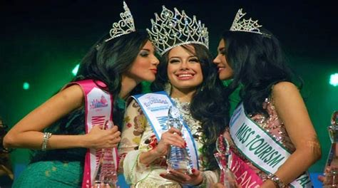 tourism international   kontes kecantikan
