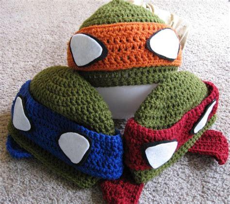 knitting pattern for ninja mask 1000 images about crochet hats tmnt on pinterest