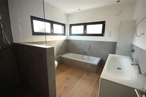 badezimmer neubau neubau bad gro 223 format 120x120 industrial badezimmer