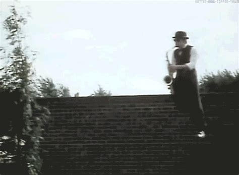 idek   tag  baggy trousers gif find share