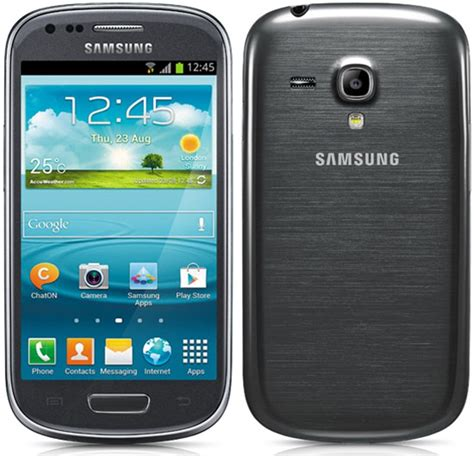 samsung mini four new galaxy s iii mini colors revealed by samsung