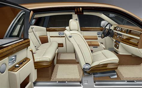 rolls royce white inside rolls royce phantom interior the car club