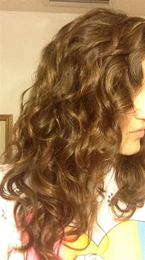 easy care permed hairstyles loose perm google search hair care pinterest