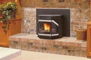 Wood Pellet Stove Insert Bowdens Wood Pellet Stove Inserts Fireplace Accessories