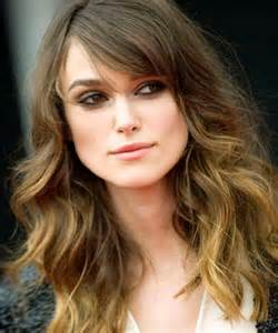 hairstyle square wavy hair the right hairstyles for long oval and square shaped faces