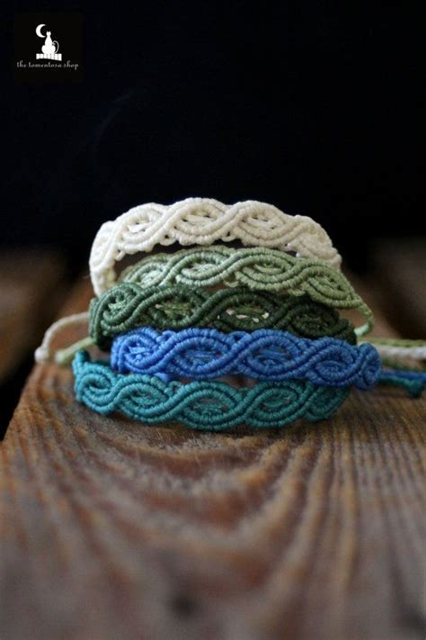 Macrame Knots Bracelet - 17 best ideas about macrame jewelry on macrame