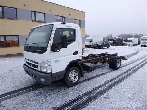 mitsubishi fuso mitsubishi fuso 7c18 42 eev chassis cab trucks year of