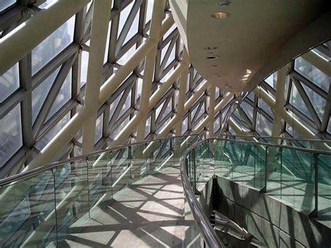 design engineer ontario roy thomson hall upper lobby toronto ontario canada by