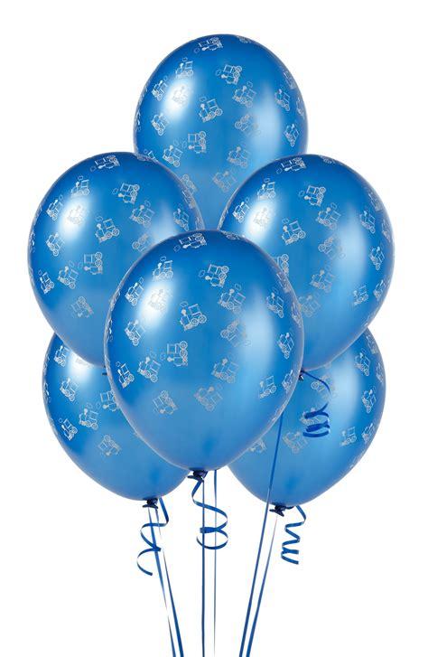 11 Black Agate Balloon Balon Motif 2nd birthday balloon clipart