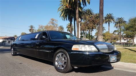 lincoln limo price black 120 inch lincoln town car limousine