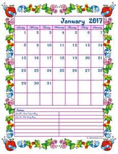 preschool monthly calendar template 2017 monthly calendar template kid kindergarten kid free