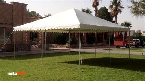 toldos y lonas costa rica carpa arabe 6x6 mts rentamax youtube