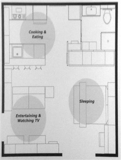 ikea kitchen floor plans ikea small space floor plans 240 380 590 sq ft my