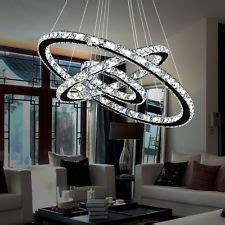 kronleuchter rund modern kronleuchter aus kristall g 252 nstig kaufen ebay