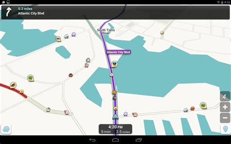 waze for android waze for android updated with lots of new features bug fixes
